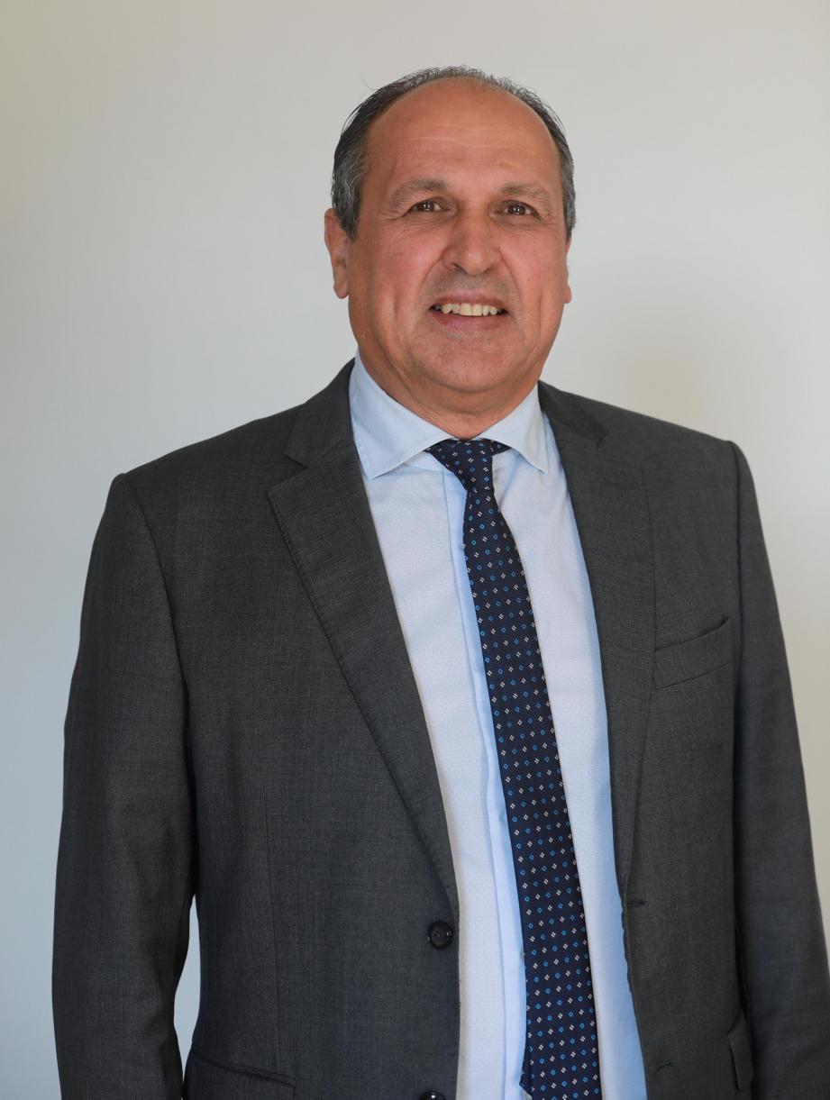 Alain Galian est investi par les Républicains et soutenu par la République en Marche.
