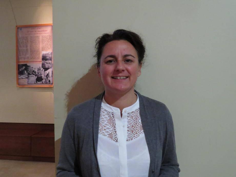 Silvia Berja a initié les auditeurs à la philosophie intuitive.