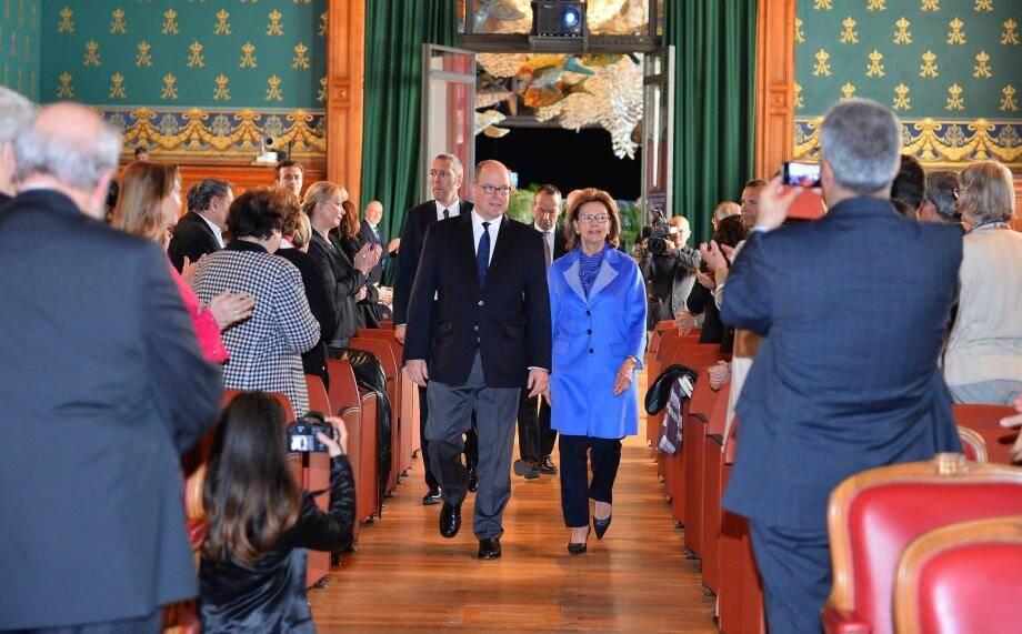 Le prince Albert II fera, cette année encore, l'ouverture officielle du colloque, jeudi, à 10 h 30.