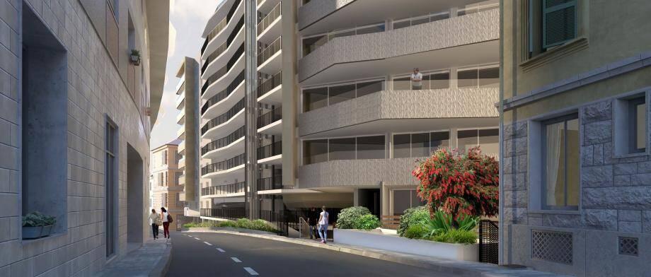 Un étage du futur complexe domanial Ida sera consacré à une unité de vie pour loger des handicapés mentaux et ainsi leur permettre une insertion dans la vie locale.