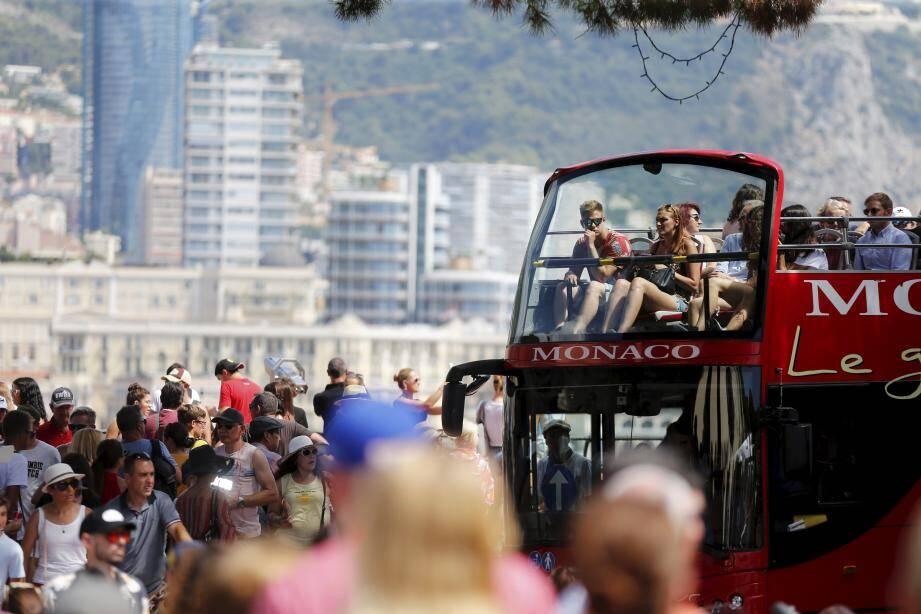 Pour l'heure, l'activité touristique et hôtelière est la première à pâtir de la situation en Principauté.