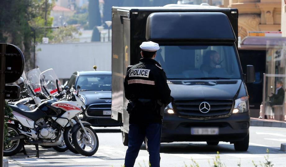 Des contrôles sont effectués, depuis mercredi, par la Sûreté publique concernant les déplacements  de personnes et pour éviter les rassemblements.