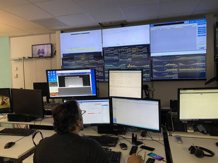 Monaco Telecom assure tout mettre en œuvre pour que le réseau fonctionne.