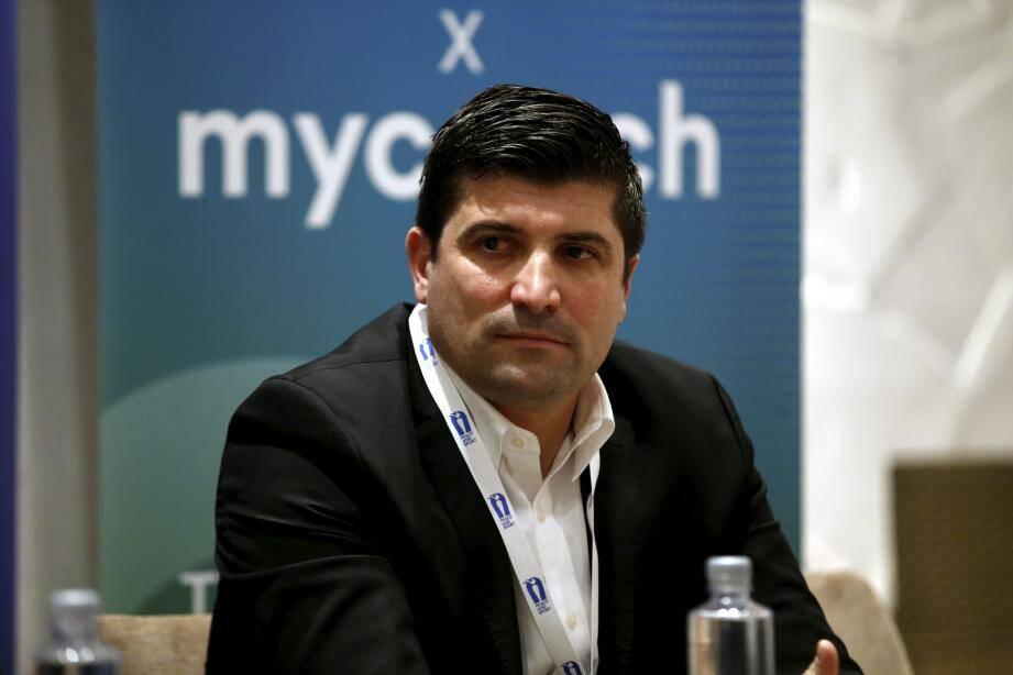 Cedric Messina, créateur de MyCoach.