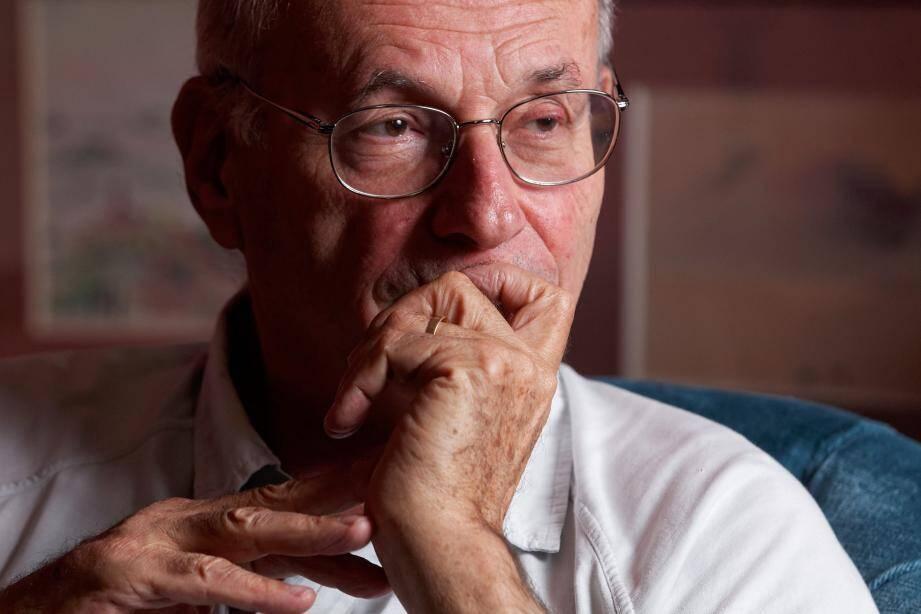Le pédopsychiatre varois Boris Cyrulnik.