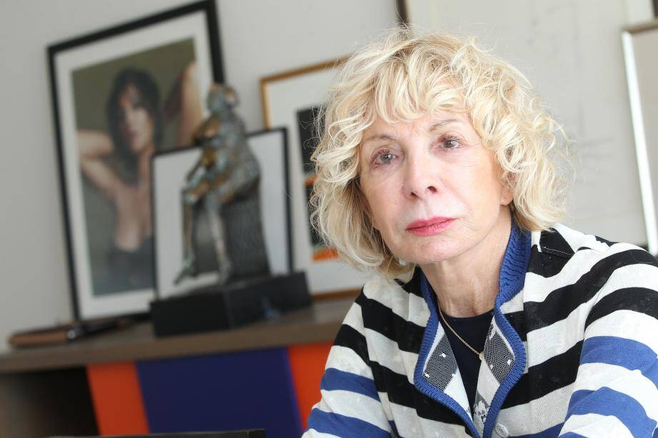 """""""Jamais je n'aurais imaginé que cela puisse se produire de mon vivant"""", se désole Anny Courtade, """"patron"""" de Leclerc."""