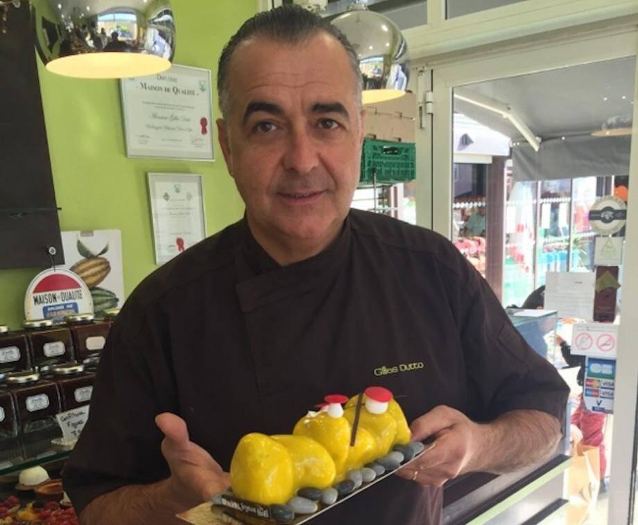 Gilles Dutto assure que le chiffre d'affaires de certains boulangers a chuté de 90 %.