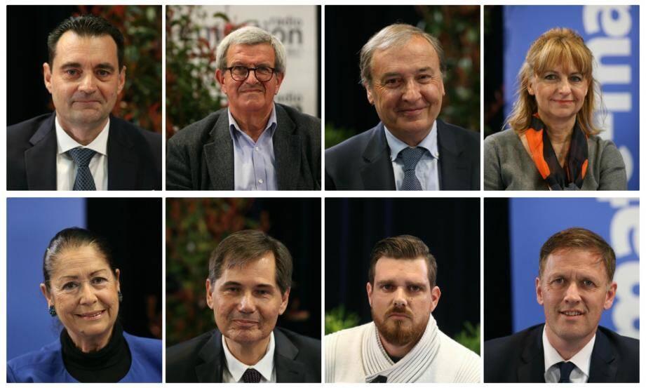 Quatre candidats sont en position de se maintenir à Vence.