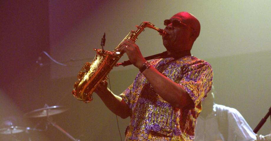 Manu Dibango est décédé à 86 ans.