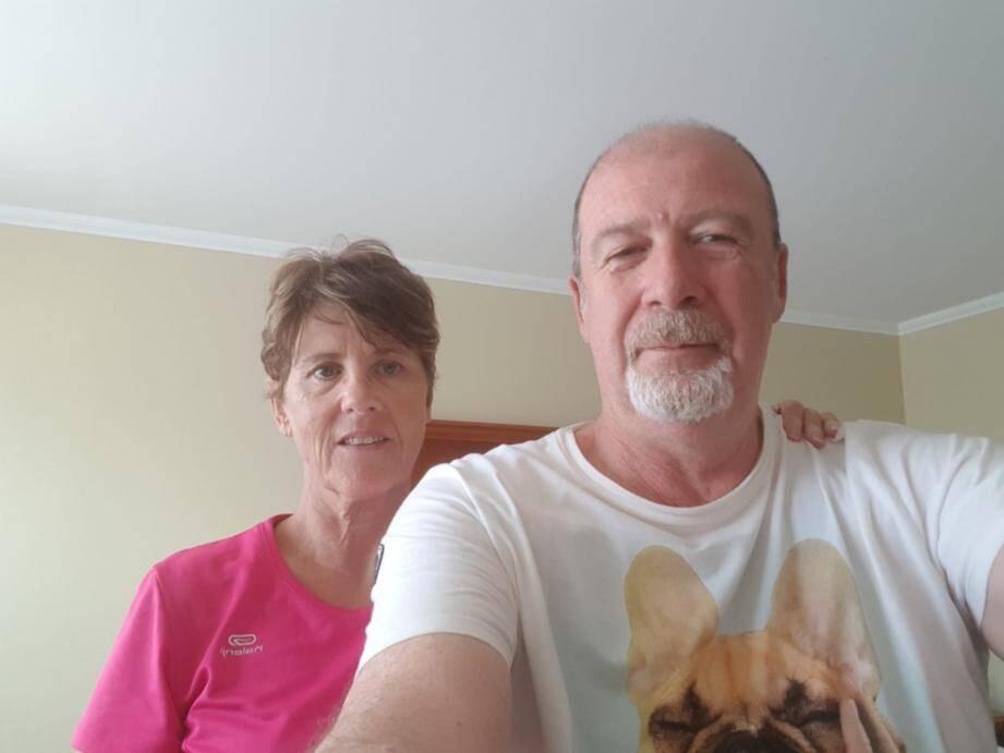Pour Rose-Marie, 62 ans, et Thierry Cervero, 61 ans, le voyage au Guatemala a viré au cauchemard. Le couple est confiné dans sa chambre d'hôtel depuis plusieurs jours.