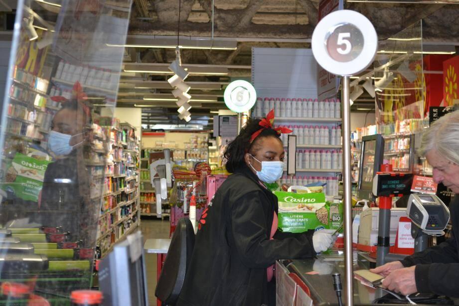 La FCD Paca regroupe la plupart des enseignes de la grande distribution et compte 2.300 établissements de commerce de détail alimentaire et 55.000 salariés.