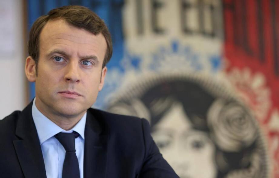 Emmanuel Macron s'est exprimé lundi soir.