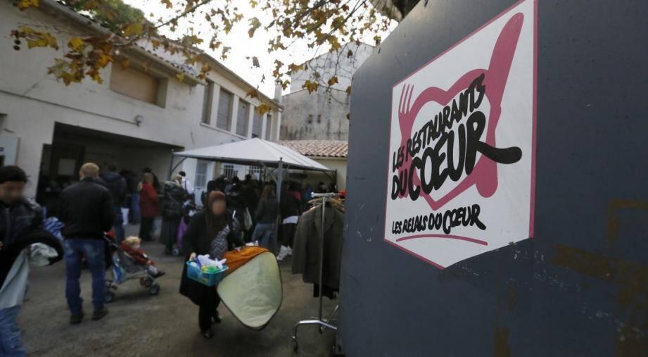 L'association ouvrira ses portes le 30 mars aux sans-abri.