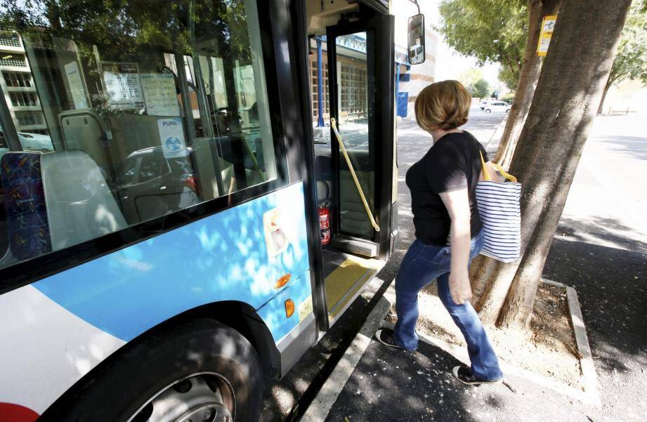 Service minimum pour le réseau Ted Bus en Dracénie en cette période de crise sanitaire.