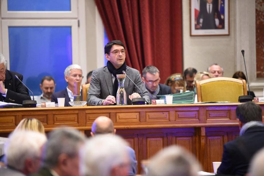 Le conseil communautaire de jeudi soir a marqué la fin de la mandature d'Olivier Audibert-Troin, président de l'Agglo durant douze ans.