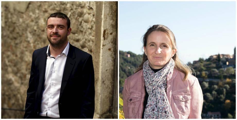 Si Anne-Marie Arsento-Curti, future maire de Castellar, travaille en collaboration avec Huguette Layet, Sébastien Olharan vit une situation plus frustrante à Breil.