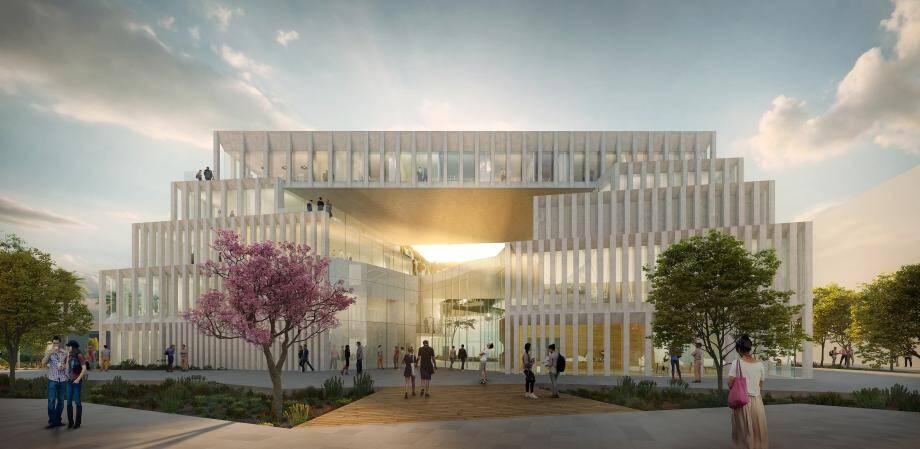 La chaire débutera en septembre 2020 sur le tout nouveau campus international de Cannes La Bocca.