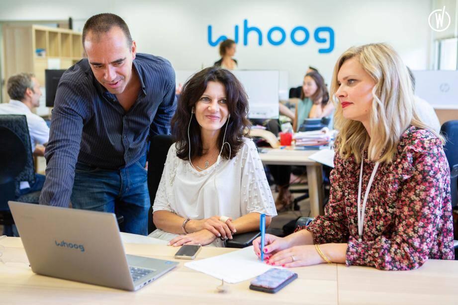 La solution Whoog est utilisée dans plus de la moitié des CHU français, 200 services d'urgences et 400 EPHAD.