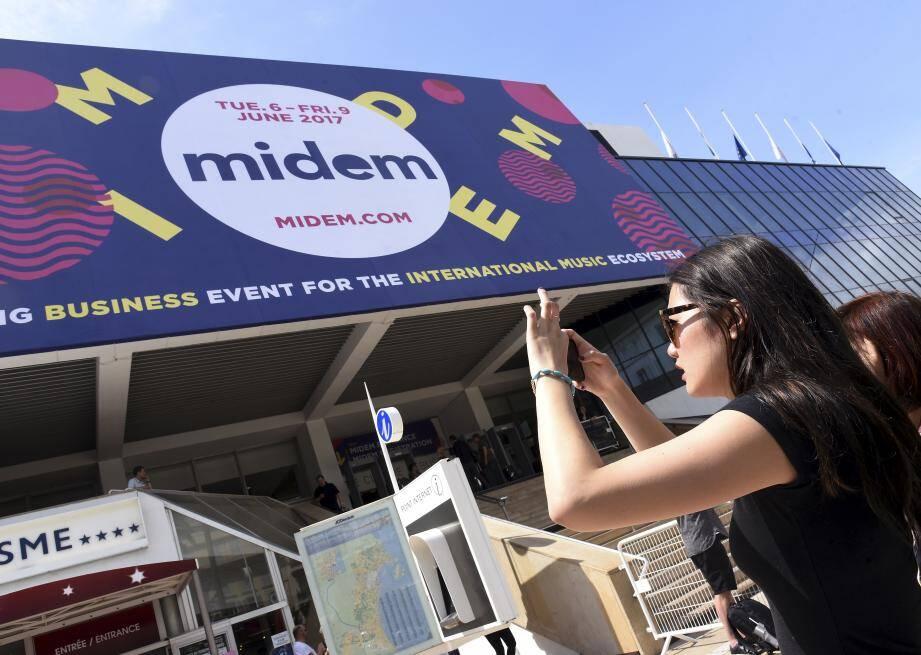 Le Midem a rendez-vous à Cannes en 2021.