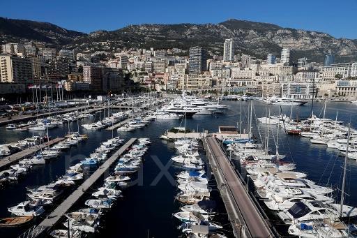 Port de Monaco.