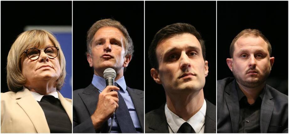 Quatre candidats ont validé leur ticket pour le second tour.