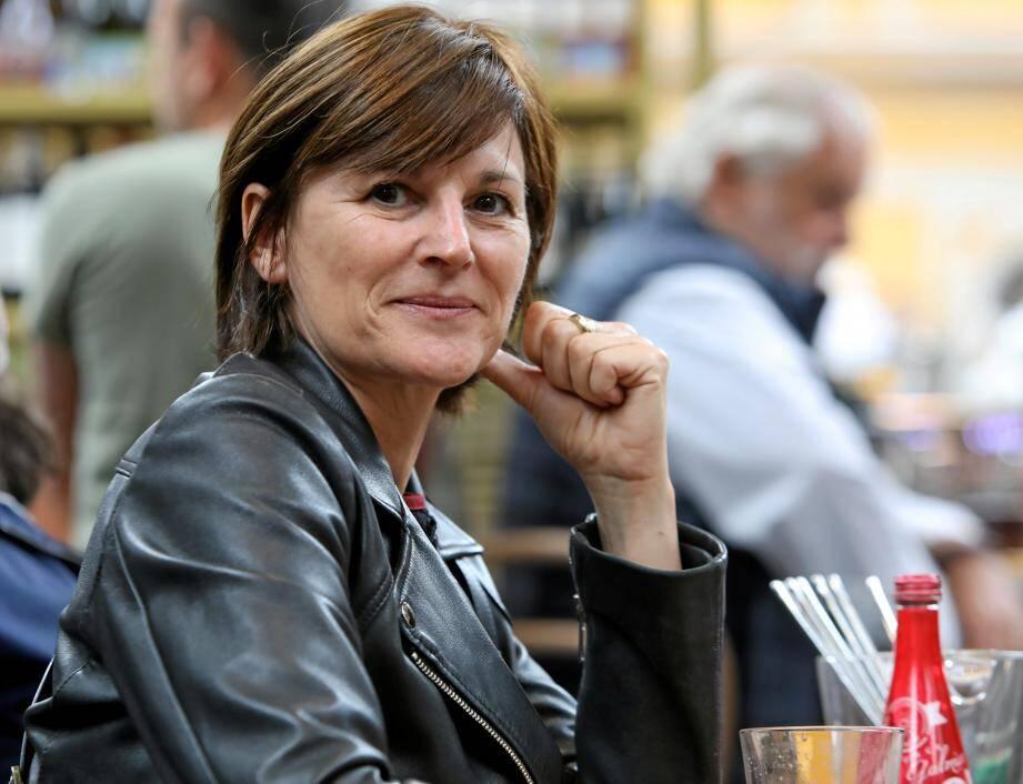 Véronique Ollivier, syndicat CGT Carrefour Lingostière