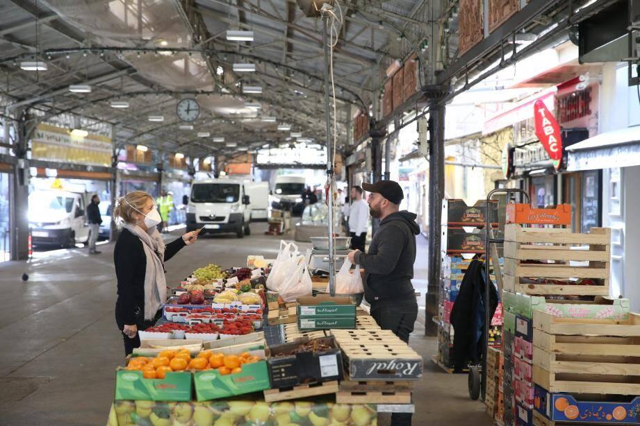 Le marché d'Antibes ne refera pas son retour sous le cours Masséna jeudi.