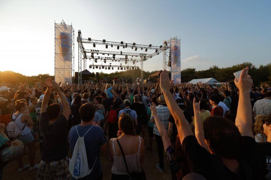 Le Pointu festival réunit entre 5000 et 7000 personnes par soirée.