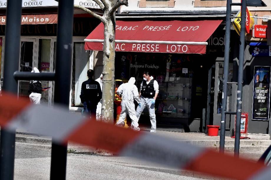 Attaque au couteau à Romans-sur-Isère le 4 avril 2020