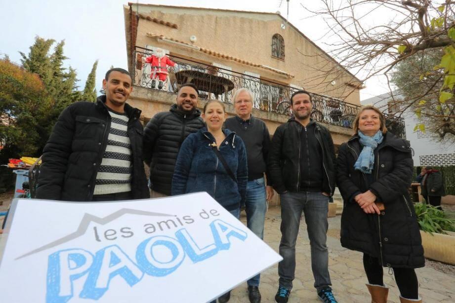 Au 46 rue Sigaudy, à Fréjus, l''équipe des Amis de Paola va devoir poursuivre ses actions sans électricité pendant une durée indéterminée.