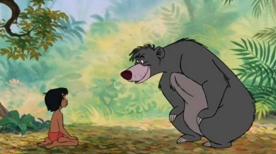 """""""Il en faut peu pour être heureux"""" chanté par Baloo fait partie de notre playlist du jour"""