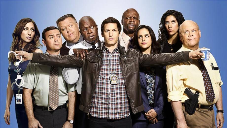 Brooklyn Nine Nine, à (re)voir sur Netflix.