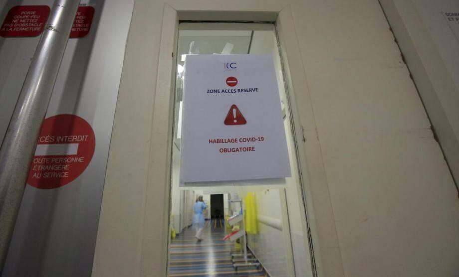 Il y a eu trois morts supplémentaires en milieu hospitalier dans les Alpes-Maritimes ce vendredi.