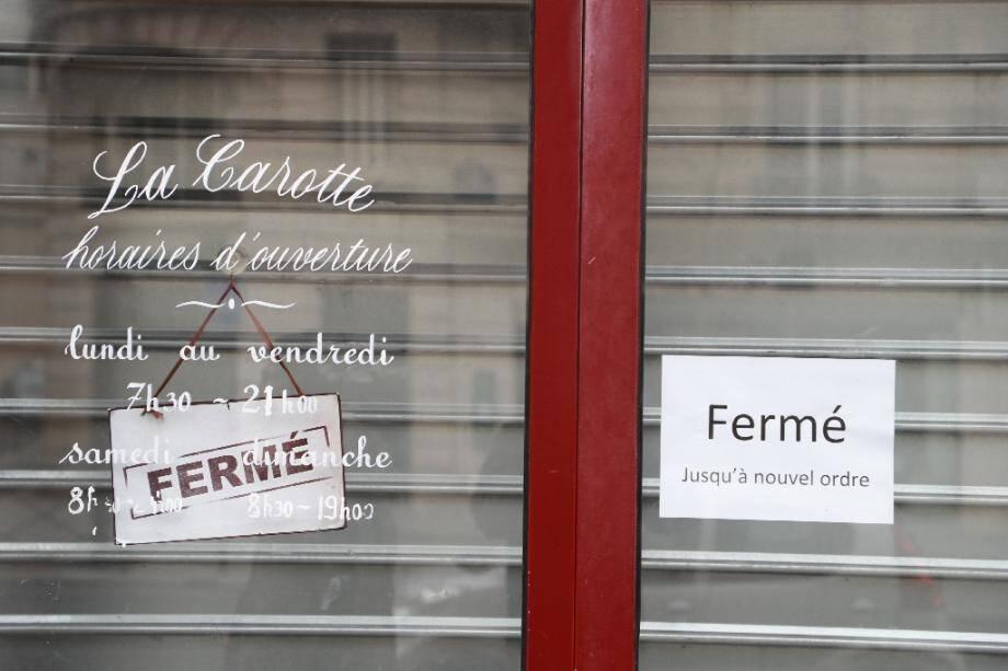 Le PIB français a chuté d'environ 6% au premier trimestre 2020, le pays entre en récession