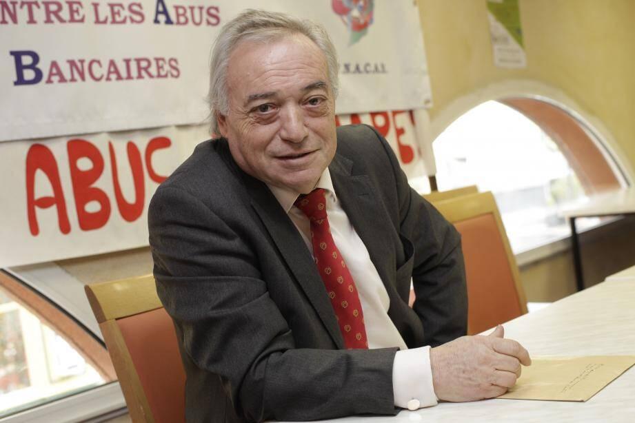 Alain Bousquet, président de la Fnacab.