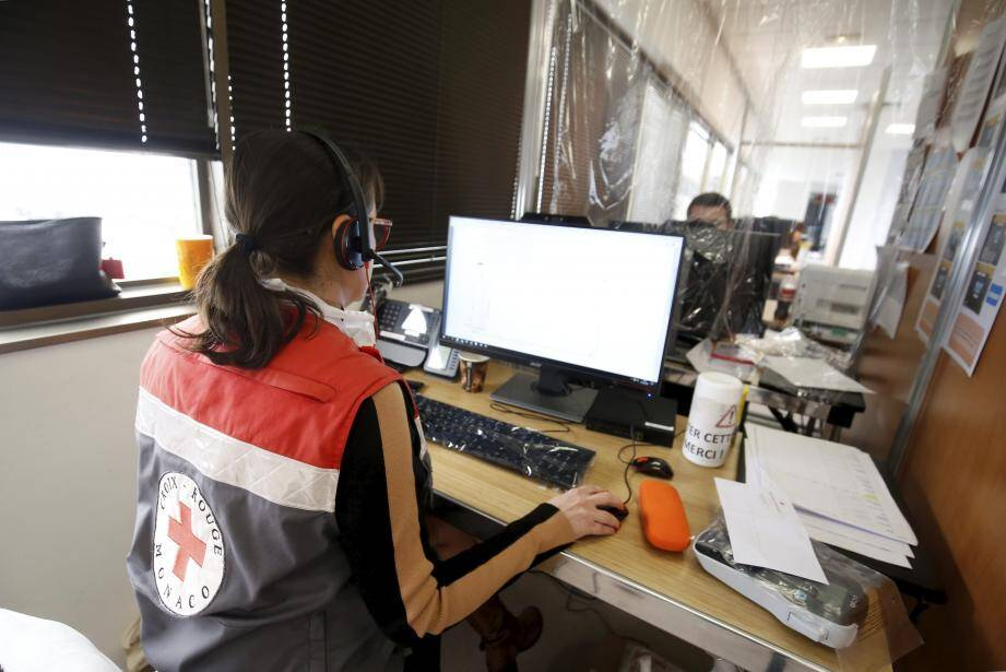 En versant 50000euros pour amorcer la cagnotte, le club entend soutenir la Croix-Rouge monégasque dont les équipes et les bénévoles sont sur le terrain, notamment au centre d'appel Covid-19.