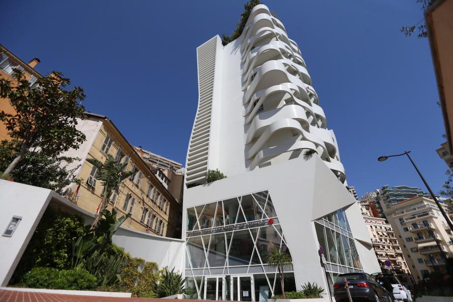 Les locaux de l'Université de Monaco, inaugurés en septembre dernier dans le quartier de la Condamine, sont pour l'heure fermés.