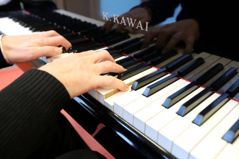 Rendez-vous ce vendredi soir, mais également samedi et dimanche pour un live du Conservatoire!