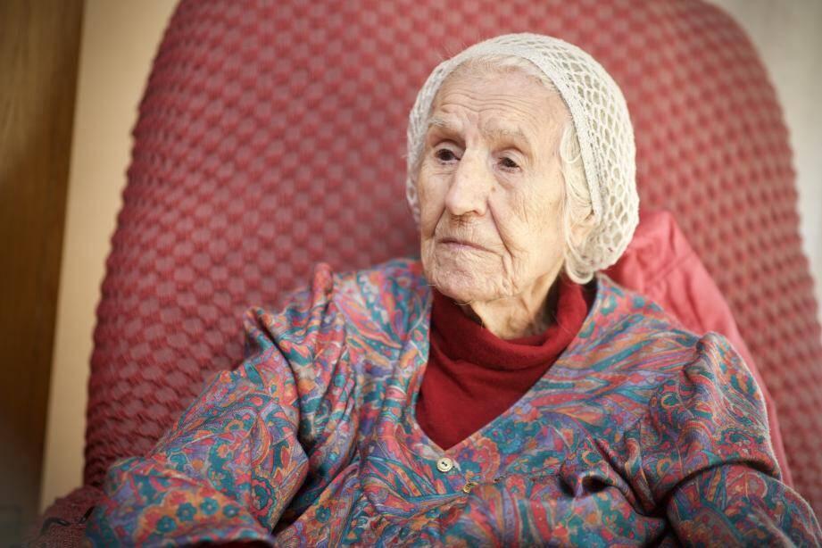 Marie-Madelène Lafond, alias Marinette, est décédée à son domicile.
