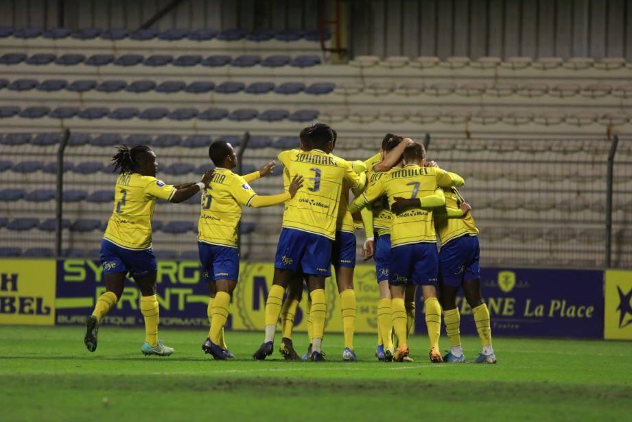 La saison n'est peut être pas terminée pour le Sporting Toulon.