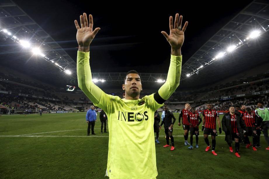 Saison terminée pour Benitez et les Niçois.