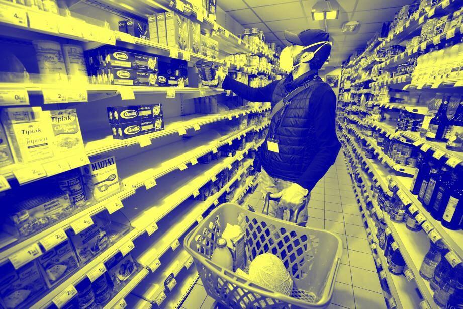 Quelles règles respecter pour les courses alimentaires pendant le confinement?