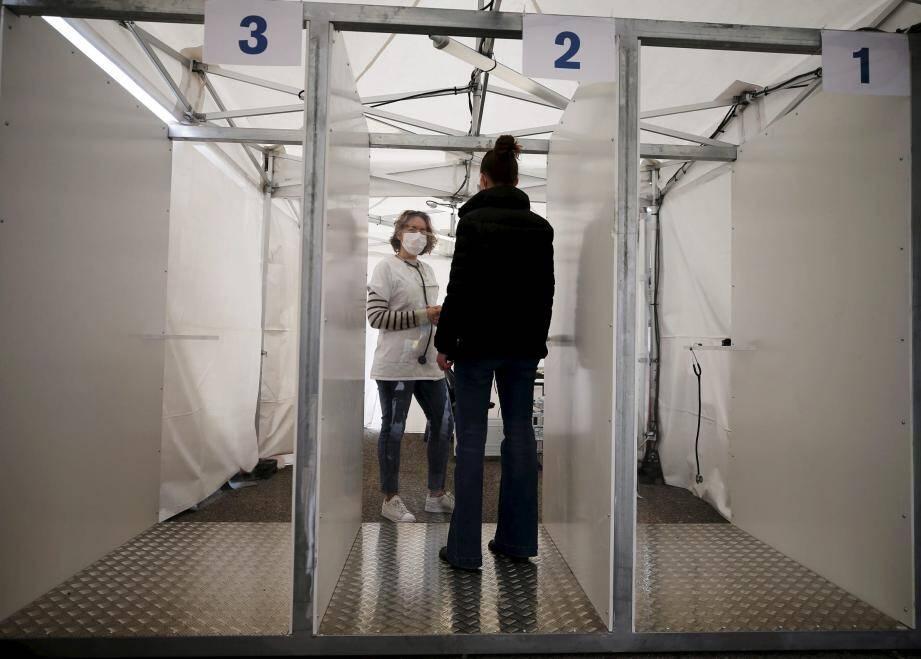 Une consultation en centre de Vauban.