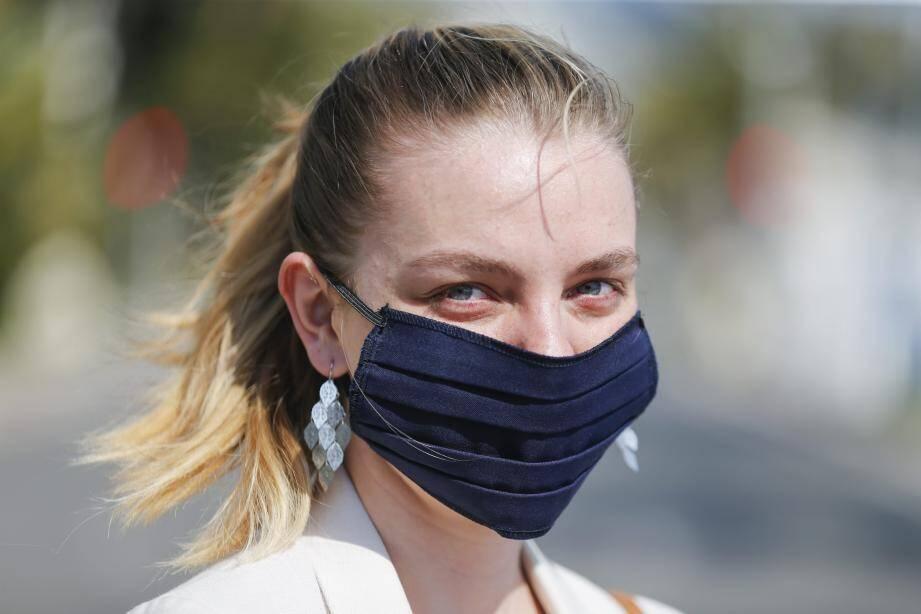 Le port du masque sera bientôt obligatoire à Nice.