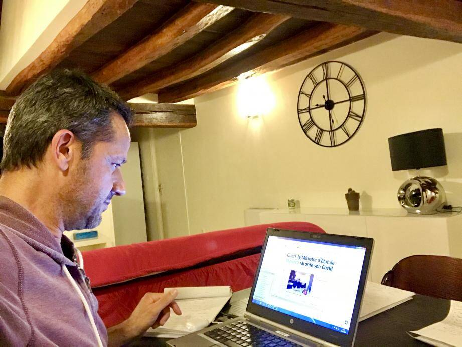 Bref, on arrive à travailler. Cela dit, vivement le retour à Monaco, la vie avec les collègues, les reportages sur le terrain, les prises de bec en face-à-face avec certains interlocuteurs et les belles histoires recueillies auprès des gens. C'est la vie.
