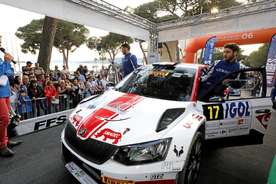 Le 55e Rallye Antibes-Côte d'Azur trouvera-t-il une nouvelle date cet automne?