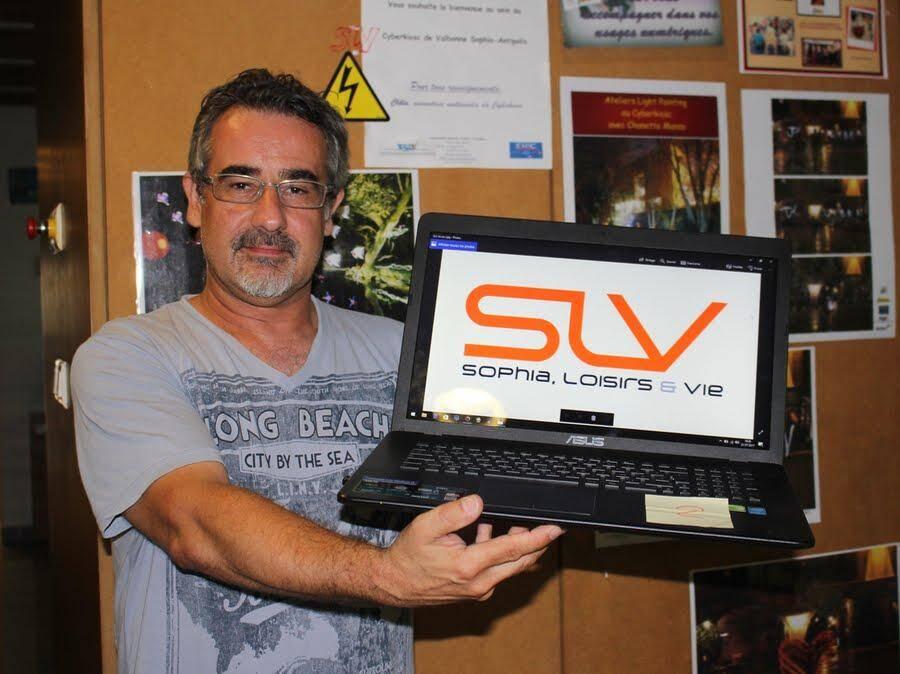 Thierry Lespinasse, directeur de l'association SLV en appelle à la générosité des particuliers et entreprises.