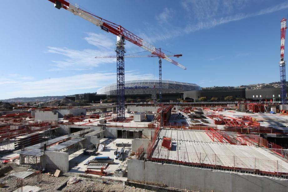 Les chantiers du BTP vont pouvoir reprendre.