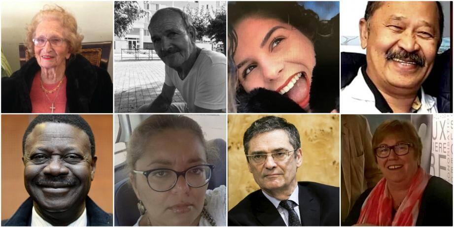 Des victimes du Covid-19.