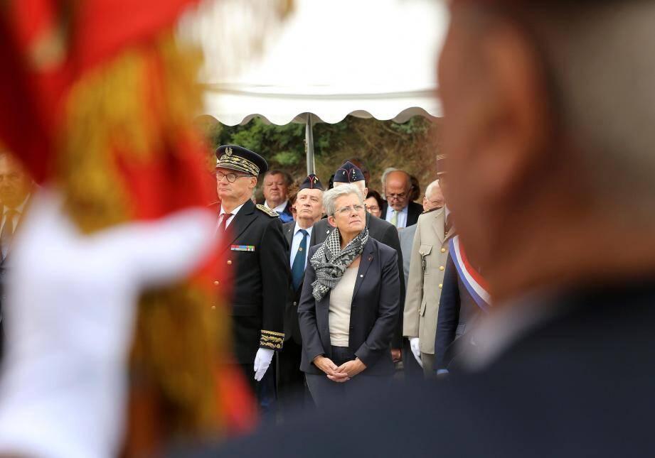 La secrétaire d'État auprès de la ministre des Armées visitera le 54e RA d'Hyères.